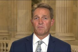 Jeff Flake: We can't continue to remain...