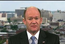 Democratic senator says Flake retirement...