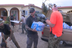 The veterans saving lives in Puerto Rico