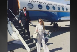 New charter jet scandals rock Trump's cabinet