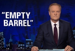 Lawrence: 'Stunned' by John Kelly's attack...