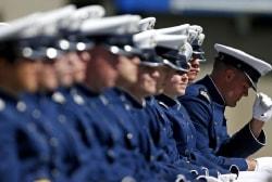 Racial slurs hurled at Air Force cadets,...