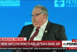 Mueller's team questions Trump campaign...