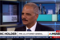 Holder emphasizes independence of DoJ