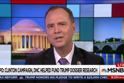 Schiff: Sometimes opposition research is true