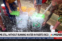 Alarm over disease as much of PR lacks water
