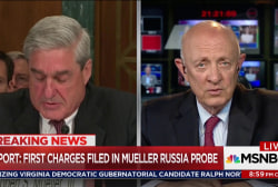 Mueller reached out to Woolsey about Flynn