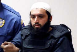 New York's Chelsea Bomber Found Guilty of...
