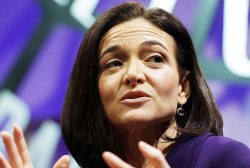 Analysis: Sandberg Says Facebook Seeks to...