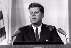 Shenon: JFK archives could show how much...