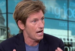 Denis Leary half-jokes: Find a celeb to...