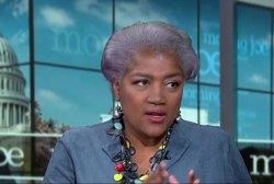 Donna Brazile: DNC not rigged but there...