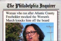 Woman unseats incumbent who mocked women's...