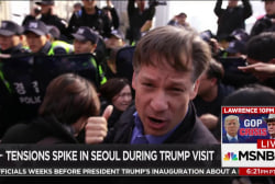 South Koreans conflicted as Trump tempts war