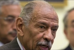 Why Conyers is an icon and why he should...