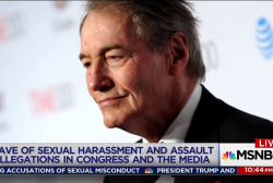 Wave of sexual harassment and assault...