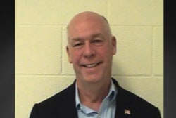 Greg Gianforte lied to police about...