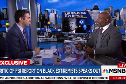 Jelani Cobb on FBI targeting black activism