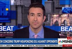 "DOJ expert on Trump's ""abuse of power"""
