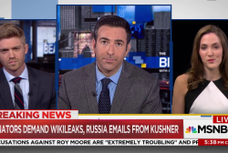 Is Kushner hiding evidence?