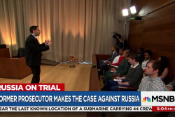 Fmr. Federal Prosecutor lays out case for...