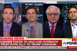 Kushner's WikiLeaks Problem