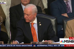 Senators Hatch & Brown get in tax reform...