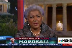 Donna Brazile: 2016 was not a legitimate...
