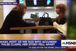 Washington Post foils sting operation