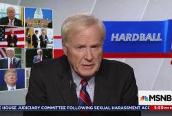 Matthews: Trump's tax bill is Christmas...