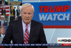 Matthews: With Trump's reality, we're in...