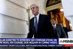 Mueller to interview Trump aide Hope Hicks
