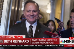 Two new allegations against Roy Moore