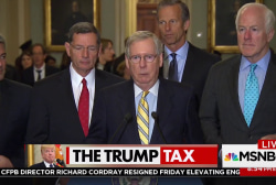 GOP tax plan: Take from poor. Give to rich!