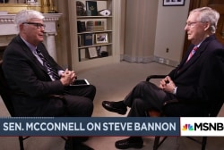 One on one with Sen. Mitch McConnell