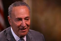 """Schumer: Tax bill """"sort of like a dead fish"""""""