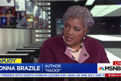 Brazile hopes book contributes to 'the...
