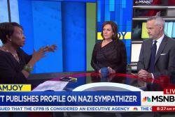 New York Times 'Nazi' profile a symptom of...