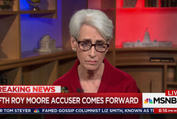 Wendy Sherman: Roy Moore 'does not belong...