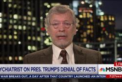 Psychiatrist: Trump's mental state an ...