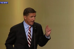 Could witness have info. tying Flynn to...