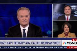 "Report: McMaster called Trump an ""idiot""..."