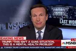 Sen. Chris Murphy: Republicans are afraid...