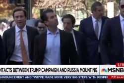 Trump Junior exposed for Wikileaks contacts