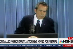 Trump ignores Nixon lesson with DoJ pressure