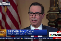 Mnuchin fails to deliver promised tax report