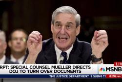 Mueller turns eyes to DoJ, asks for documents