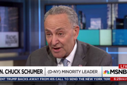 Schumer: Perjury a consideration for Sessions