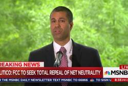 Trump FCC to revoke net neutrality: Politico