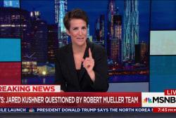 Jared Kushner met with Robert Mueller: NYT